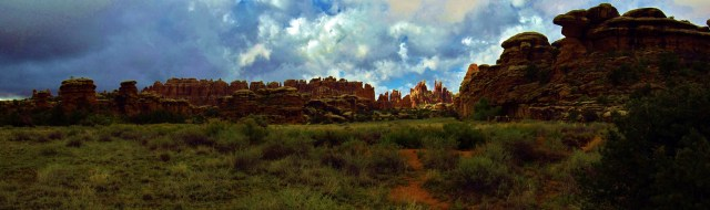 Chesler Park Panorama