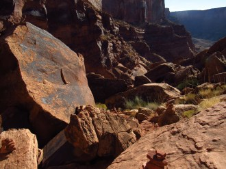 Syncline Trail