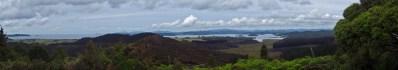 Mt Bleisloe Overlook Panorama