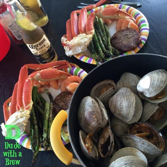 seafood feast corona