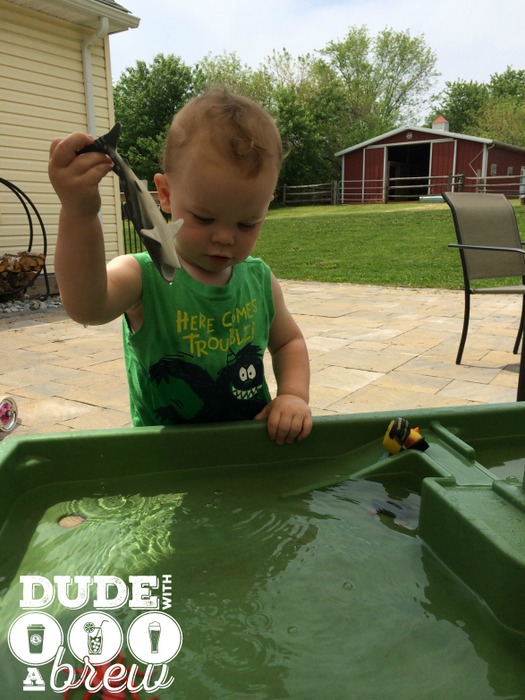 landon step2 water table