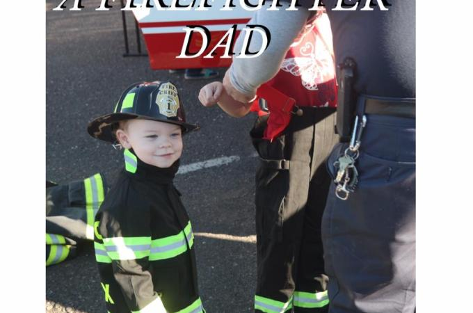 A Lifesaving Tip From a Firefighter Dad