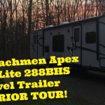 2016 Coachmen Apex Ultra Lite 288BHS Travel Trailer TOUR