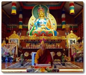 Lama Sonam ~ Guru Rinpoche