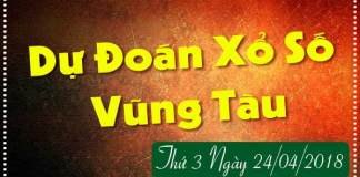 du doan xo so vung tau ngày 24/04/2018
