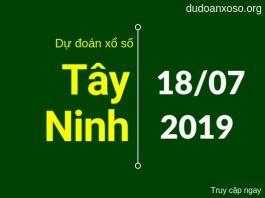 dự đoán xstn hôm nay ngày 18/7/2019