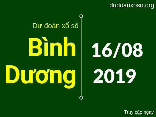 dự đoán xsbd hôm nay ngày 16/8/2019