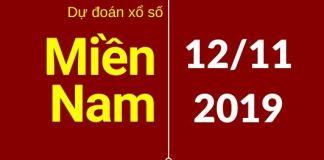 dự đoán xsmn 24h ngày 12/11/2019