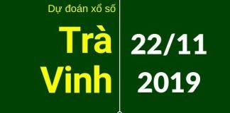 dự đoán xstv 24h ngày 22/11/2019