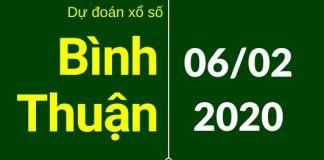 dự đoán xsbth wap 6/2/2020