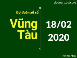 dự đoán xsvt 24h 18/2/2020
