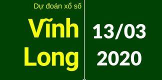dự đoán xsvl 13/3/2020