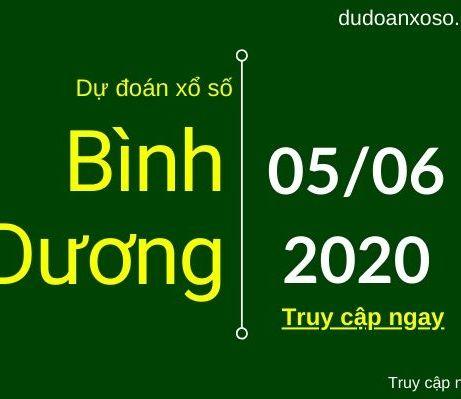dự đoán xsbd 5/6/2020