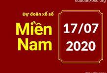 Dự đoán xsmn 17/7/2020