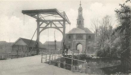 Zijlpoortsbrug, Leiden