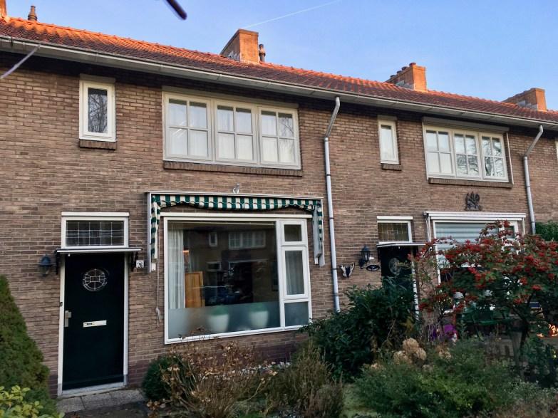 24e woningbouwcomplex, Dorsmanstraat, Lieven de Keylaan, Stalpaertstraat, Vennecoolstraat, Vingnoonsstraat, Hilversum. Foto Peter Veenendaal.