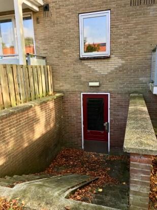 Flatwoningen Graaf Wichmanstraat, Hilversum. Onderdeel van het 25e woningbouwcomplex. Foto Peter Veenendaal.
