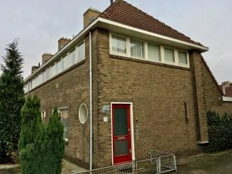 18e woningbouwcomplex, Jupiterstraat en Saturnusstraat Hilversum. Foto Peter Veenendaal.