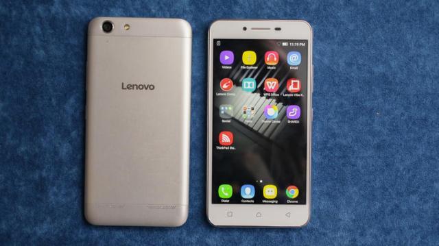 Resultado de imagem para LenovoVibe K5