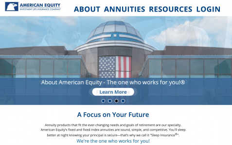 American Equity Annuity