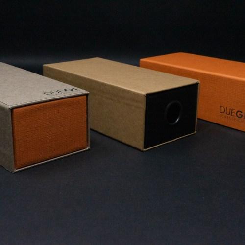 scatole a cassetto occhialeria