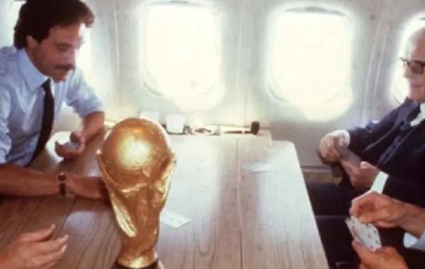 Pertini, Coppa del Mondo