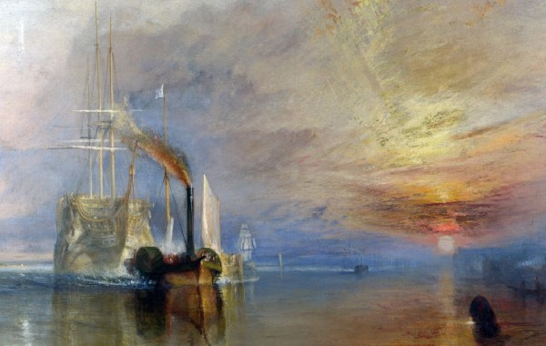 William Turner, La valorosa Téméraire