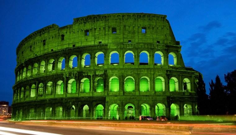 Colosseo, San Patrizio