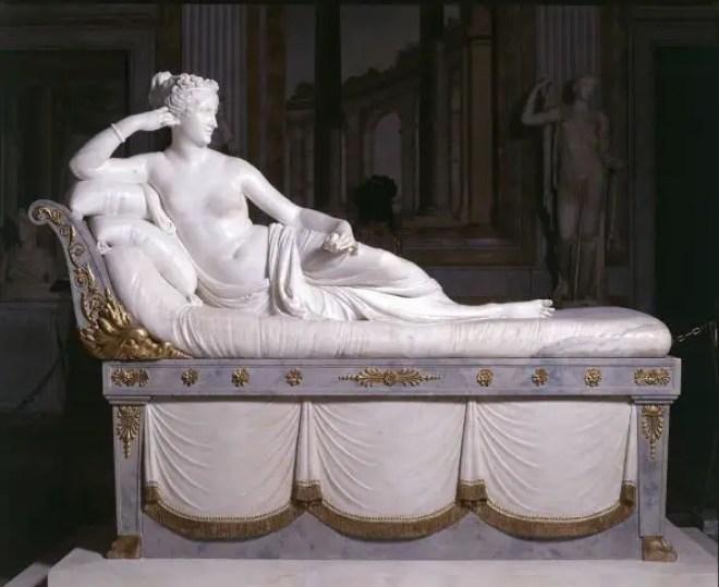 Antonio Canova, Paolina Borghese