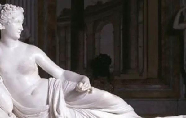 Antonio Canova, Venere vincitrice con le sembianze di Paolina Bonaparte