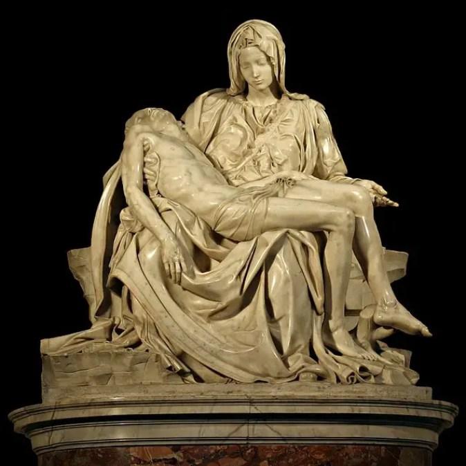 Michelangelo Buonarroti, Pietà del Vaticano