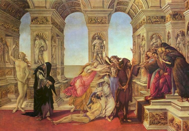 Sandro_Botticelli_calunnia_vita_opere_riassunto_due-minuti-di-arte