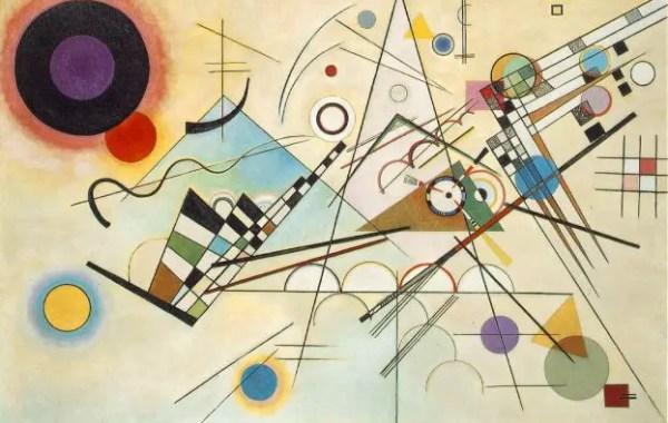 Vasilij Kandinskij, Composizione VIII (1923) - Guggenheim Museum, New York