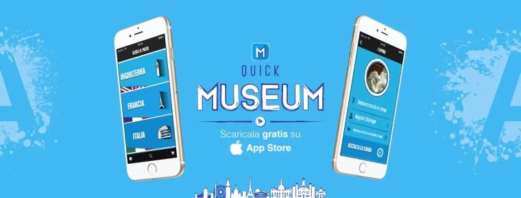 QuickMuseum_app