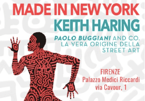 Keith Haring, mostra a Firenze