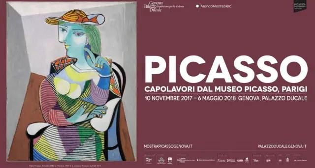 Mostra Picasso Genova
