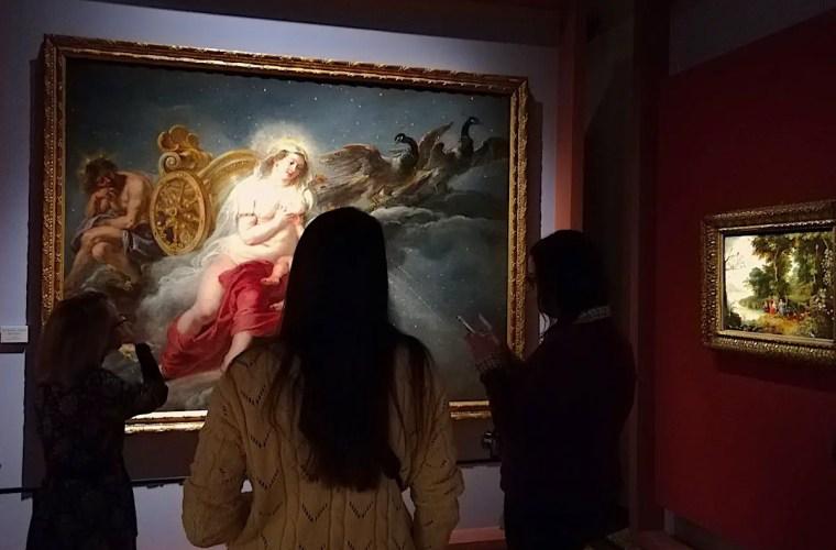 L'opera di Rubens alla mostra di Padova