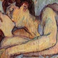 Il bacio raccontato in 10 opere d'arte