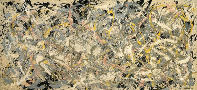 Jackson Pollock, number 27