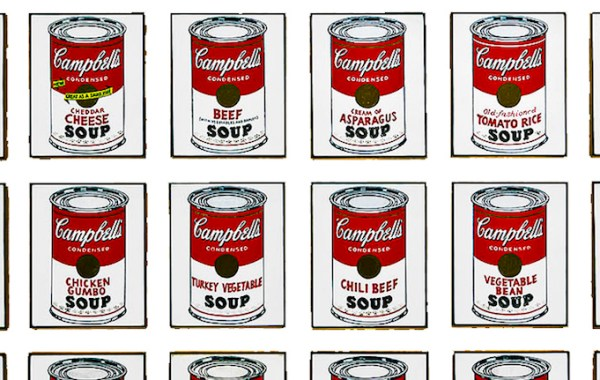 Andy Warhol, Campbell Soup