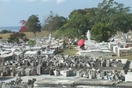 Única necrópolis jardín del país está en Cienfuegos