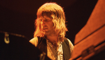Mandatory Credit: Photo by Ilpo Musto/REX/Shutterstock (110848as)EMERSON LAKE AND PALMER - KEITH EMERSONVarious - 1984