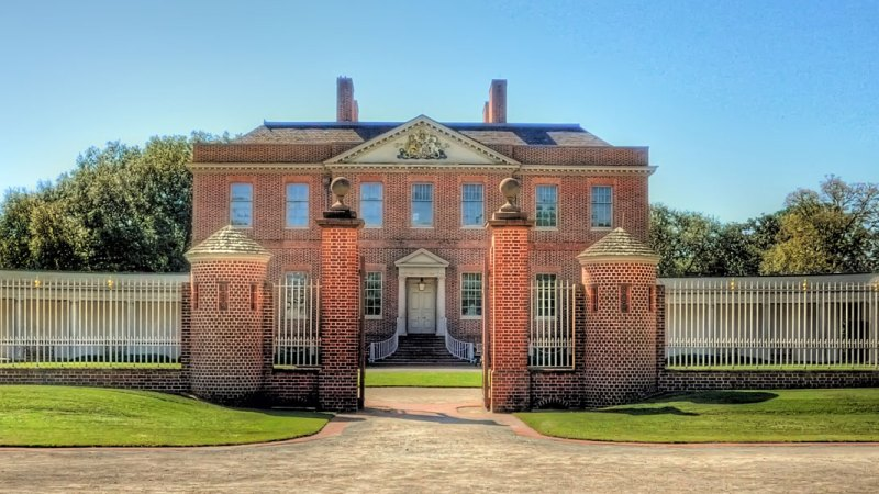 Have You Visited Tryon Palace in New Bern, NC?