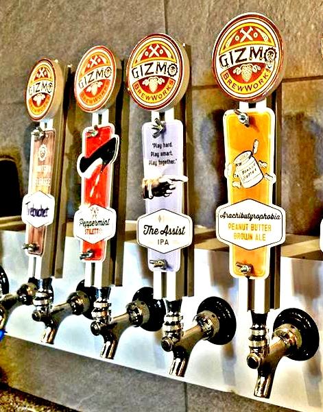 What We're Drinking This Week: Gizmo Brew Works Raspberry Milkshake IPA