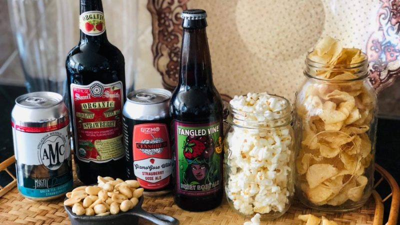 Four Strawberry Beers To Drink This Spring