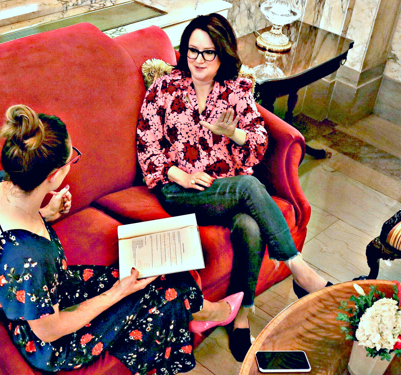 Southern Scribe Vibes: An Interview with Helen Ellis, Author