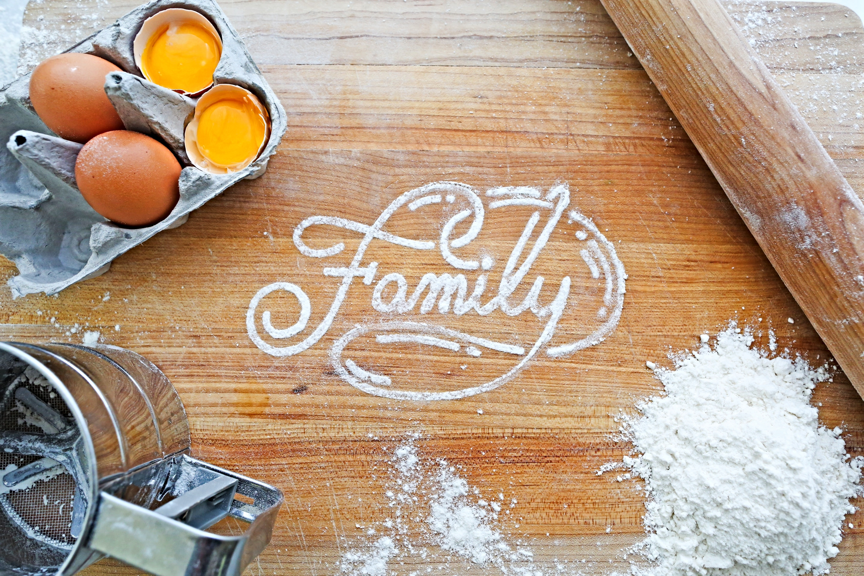 Four Ways To Have Fun In The Kitchen With Your Children