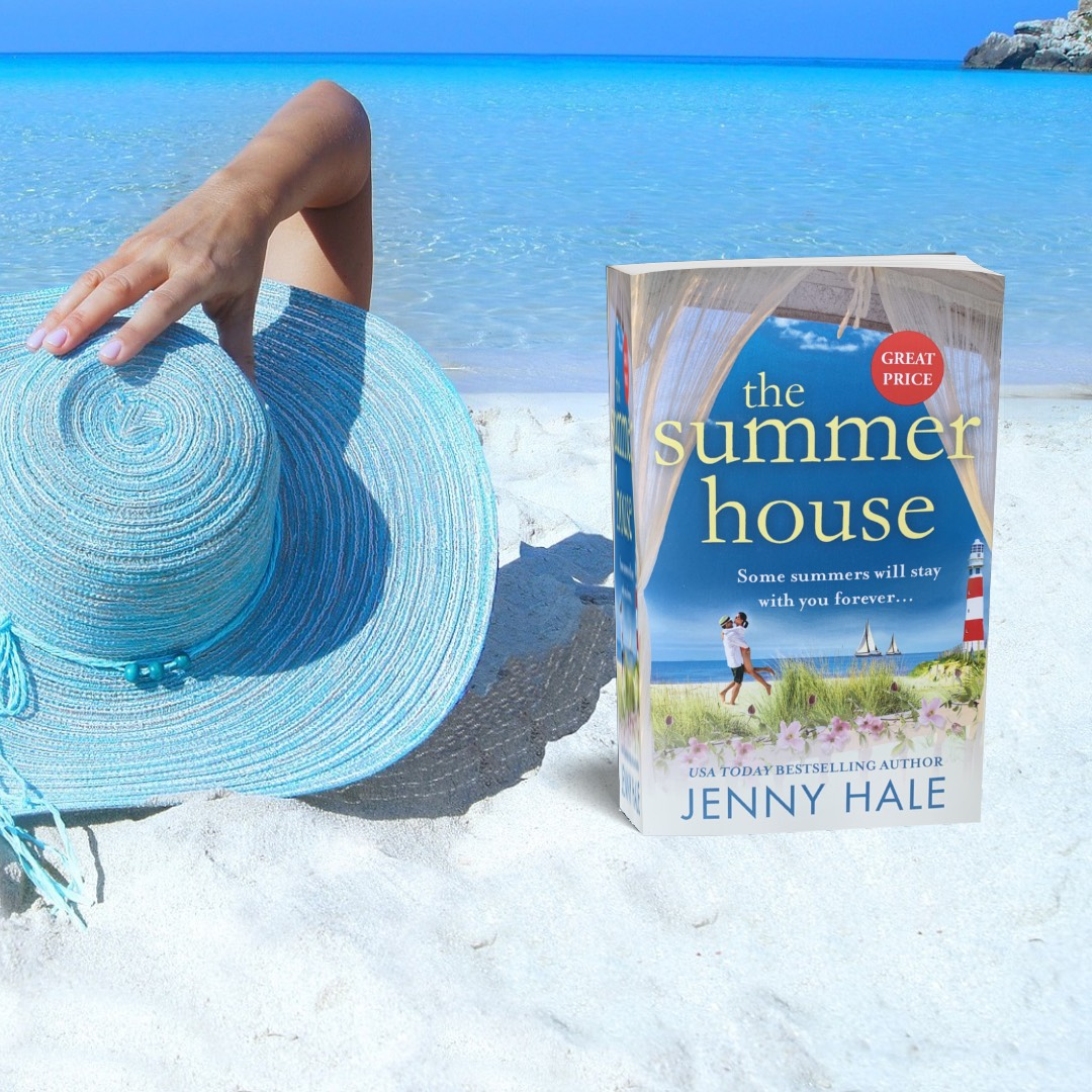 We're Reading The Summer House by Jenny Hale