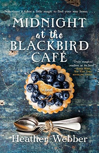 We're Reading Midnight At The Blackbird Cafe by Heather Webber