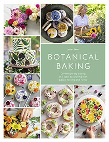 We're Reading Botanical Baking by Juliet Sear